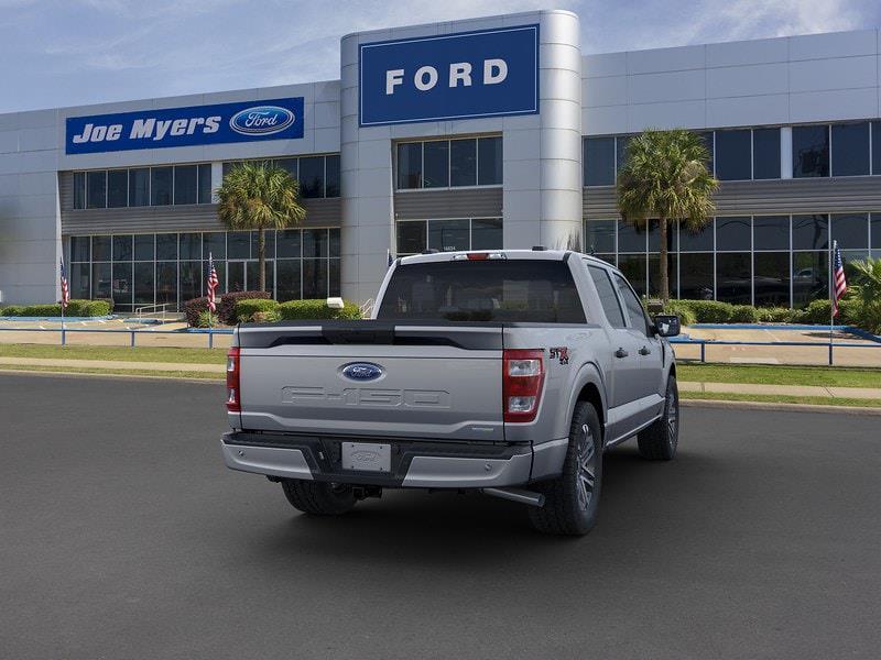 2021 Ford F-150 SuperCrew Cab 4x4, Pickup #MFB26679 - photo 8