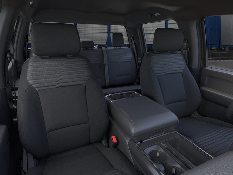 2021 Ford F-150 SuperCrew Cab 4x4, Pickup #MFB26680 - photo 10