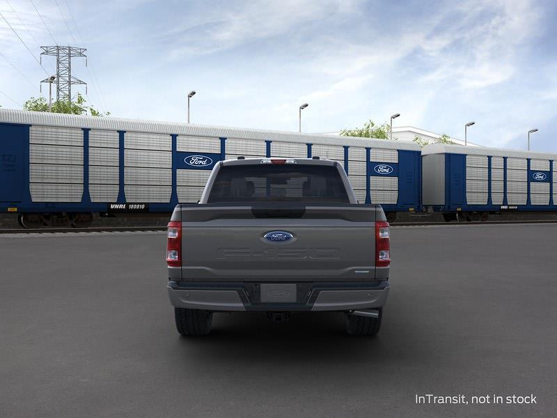 2021 Ford F-150 SuperCrew Cab 4x4, Pickup #MFB26680 - photo 5