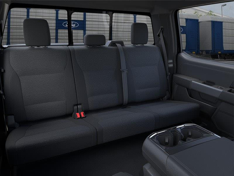 2021 Ford F-150 SuperCrew Cab 4x4, Pickup #MFB26681 - photo 11