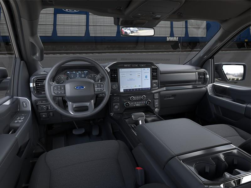 2021 Ford F-150 SuperCrew Cab 4x4, Pickup #MFB26681 - photo 9
