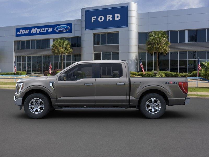 2021 Ford F-150 SuperCrew Cab 4x4, Pickup #MFB26683 - photo 4