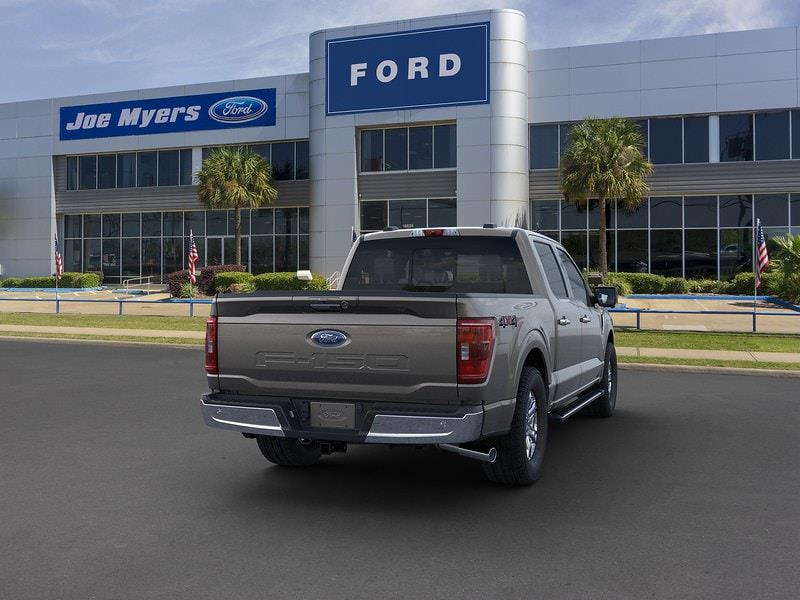 2021 Ford F-150 SuperCrew Cab 4x4, Pickup #MFB26683 - photo 8