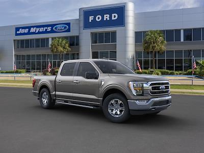 2021 Ford F-150 SuperCrew Cab 4x4, Pickup #MFB26683 - photo 7