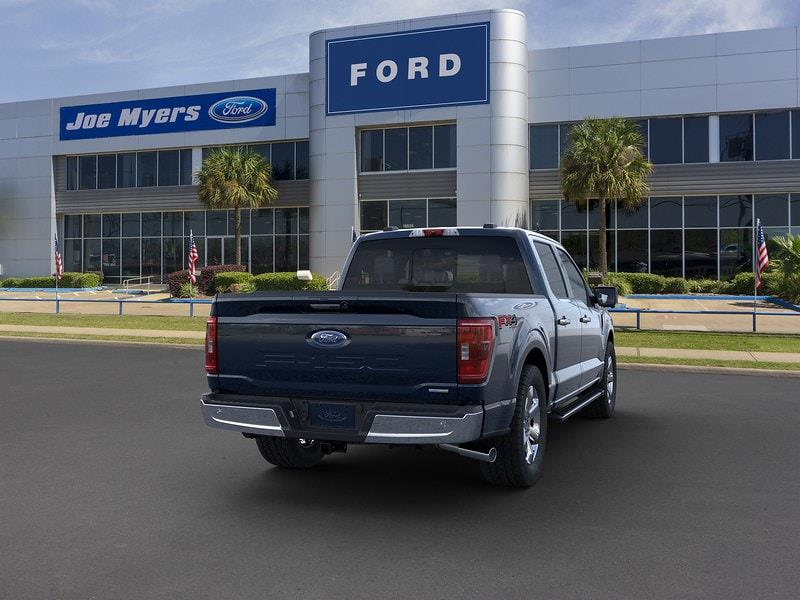 2021 Ford F-150 SuperCrew Cab 4x4, Pickup #MFB26686 - photo 8