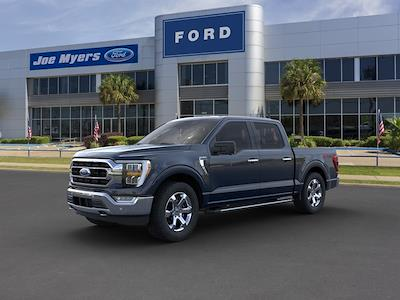 2021 Ford F-150 SuperCrew Cab 4x4, Pickup #MFB26686 - photo 1
