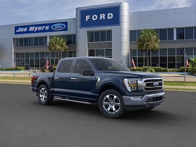 2021 Ford F-150 SuperCrew Cab 4x4, Pickup #MFB26686 - photo 7