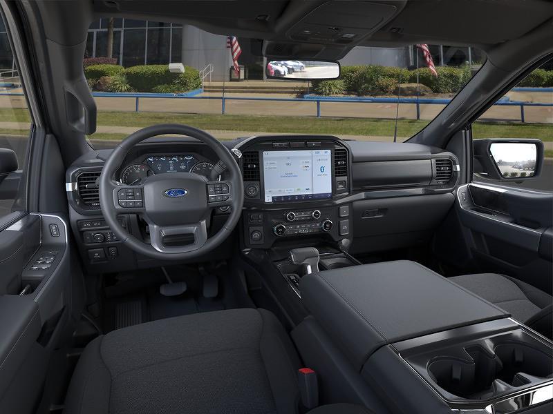 2021 Ford F-150 SuperCrew Cab 4x2, Pickup #MFB36188 - photo 9