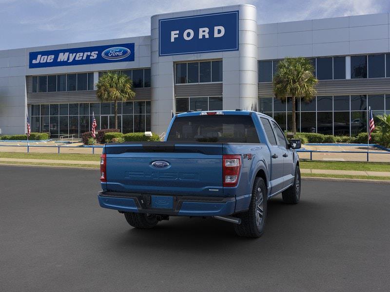 2021 Ford F-150 SuperCrew Cab 4x2, Pickup #MFB41900 - photo 8