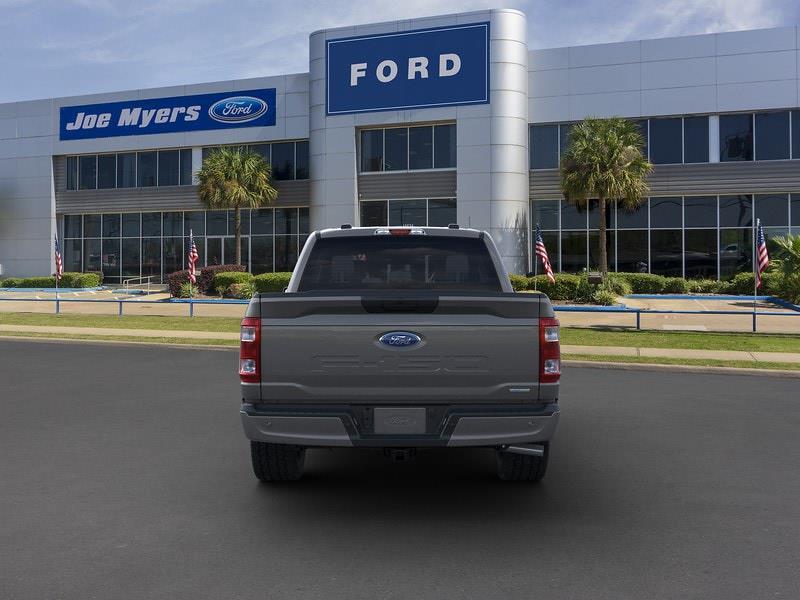 2021 Ford F-150 SuperCrew Cab 4x4, Pickup #MFB41910 - photo 5