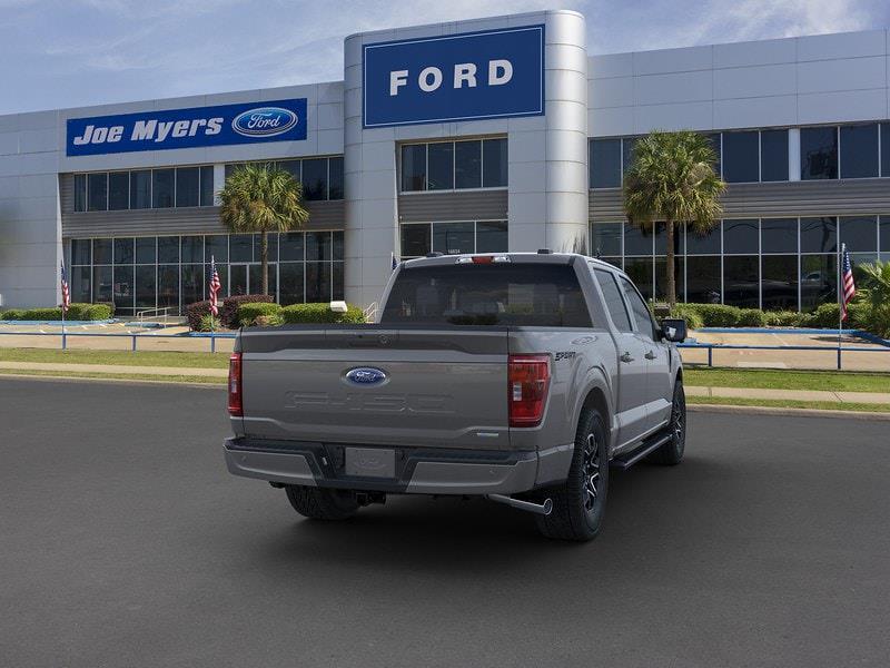 2021 Ford F-150 SuperCrew Cab 4x2, Pickup #MFB47890 - photo 8