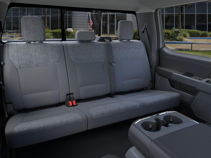 2021 Ford F-150 SuperCrew Cab 4x2, Pickup #MFB47896 - photo 11
