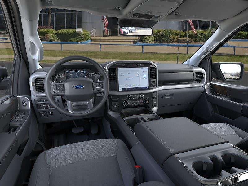 2021 Ford F-150 SuperCrew Cab 4x2, Pickup #MFB47896 - photo 9
