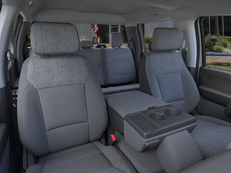 2021 Ford F-150 SuperCrew Cab 4x2, Pickup #MFB47898 - photo 10