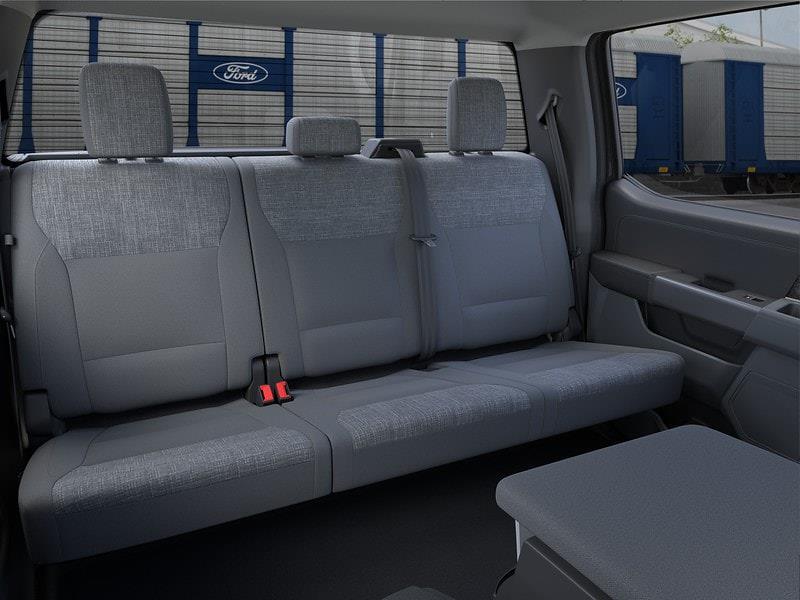 2021 Ford F-150 SuperCrew Cab 4x2, Pickup #MFB47899 - photo 11