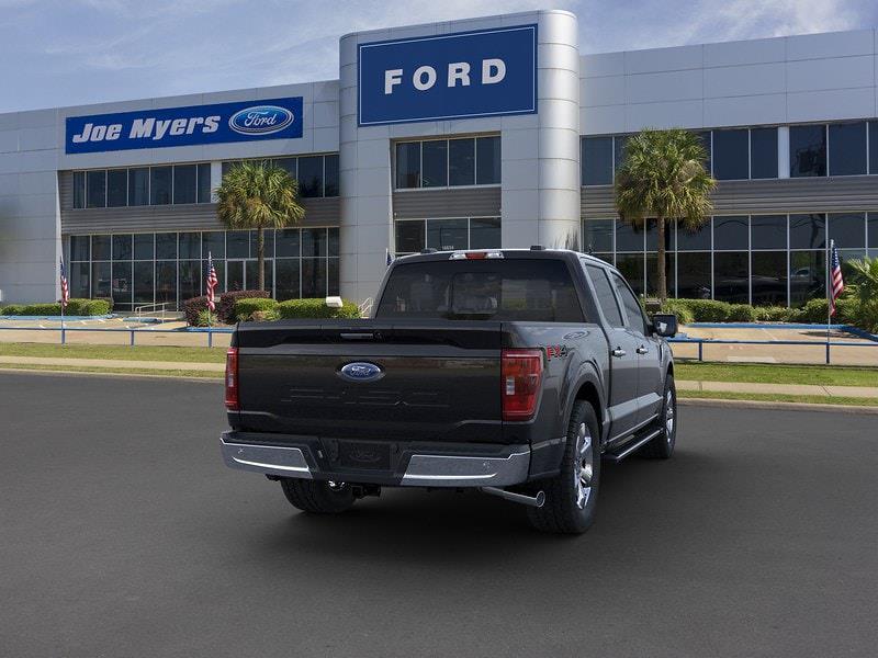 2021 Ford F-150 SuperCrew Cab 4x4, Pickup #MFB47904 - photo 8