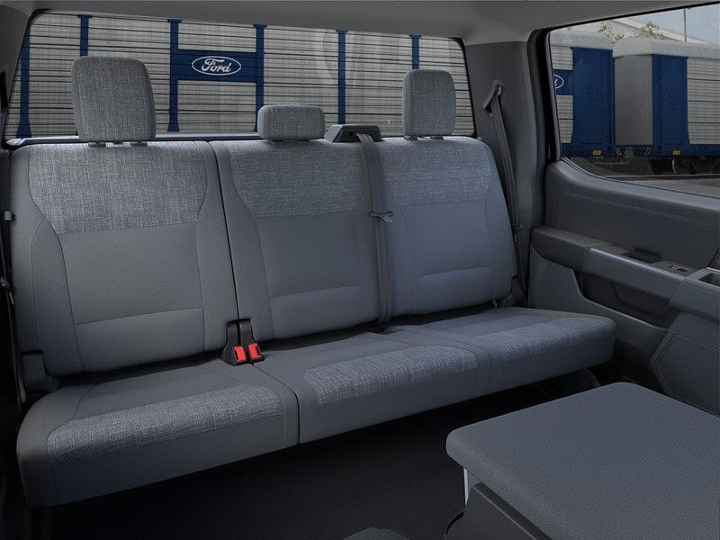 2021 Ford F-150 SuperCrew Cab 4x4, Pickup #MFB47906 - photo 11
