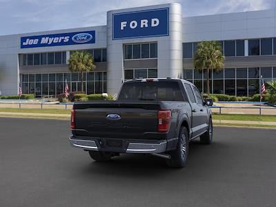 2021 Ford F-150 SuperCrew Cab 4x4, Pickup #MFB47907 - photo 8