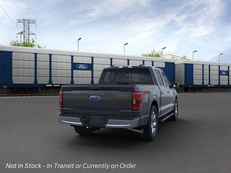 2021 Ford F-150 SuperCrew Cab 4x4, Pickup #MFB47909 - photo 8