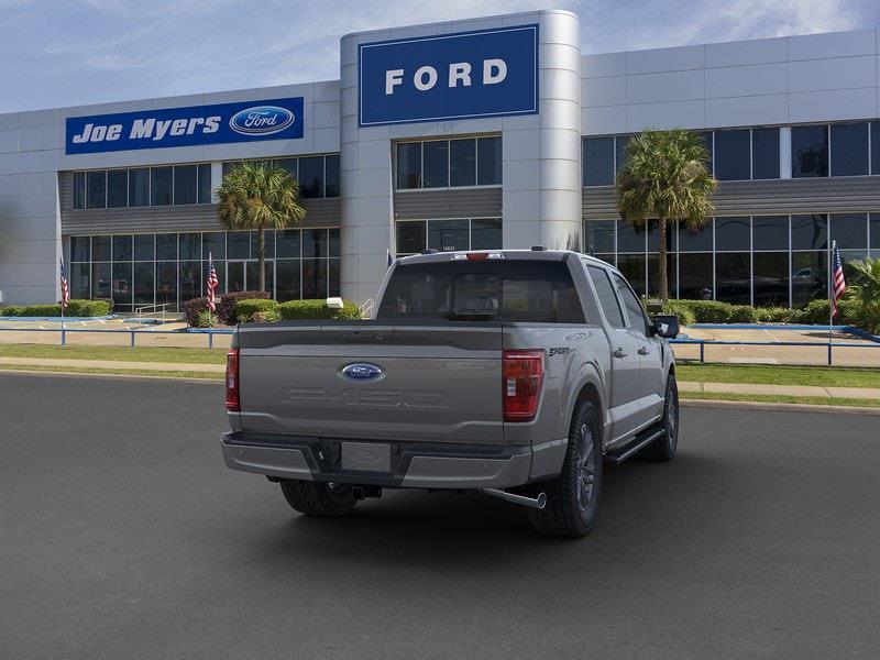 2021 Ford F-150 SuperCrew Cab 4x2, Pickup #MFB53272 - photo 8
