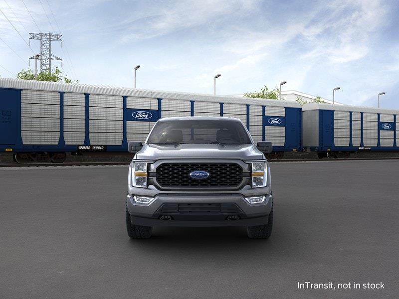 2021 Ford F-150 SuperCrew Cab 4x4, Pickup #MFB68758 - photo 6