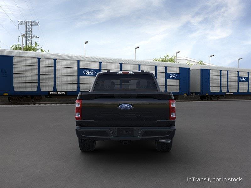 2021 Ford F-150 SuperCrew Cab 4x2, Pickup #MKD15323 - photo 5