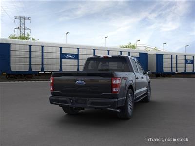 2021 Ford F-150 SuperCrew Cab 4x2, Pickup #MKD15323 - photo 8