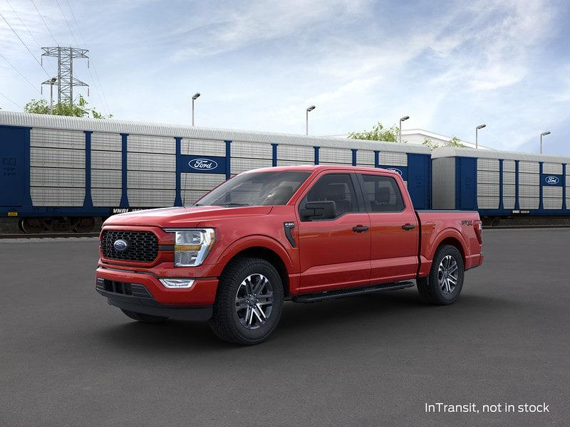 2021 Ford F-150 SuperCrew Cab 4x2, Pickup #MKD15324 - photo 1