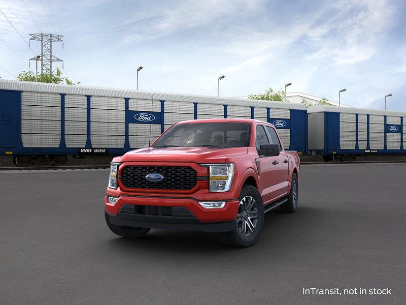 2021 Ford F-150 SuperCrew Cab 4x2, Pickup #MKD15324 - photo 3