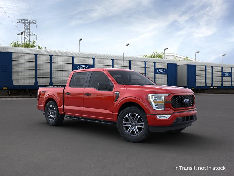 2021 Ford F-150 SuperCrew Cab 4x2, Pickup #MKD15324 - photo 7