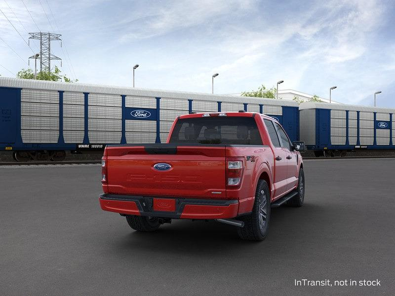 2021 Ford F-150 SuperCrew Cab 4x2, Pickup #MKD15324 - photo 8