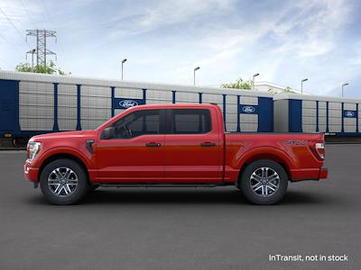 2021 Ford F-150 SuperCrew Cab 4x2, Pickup #MKD15324 - photo 4