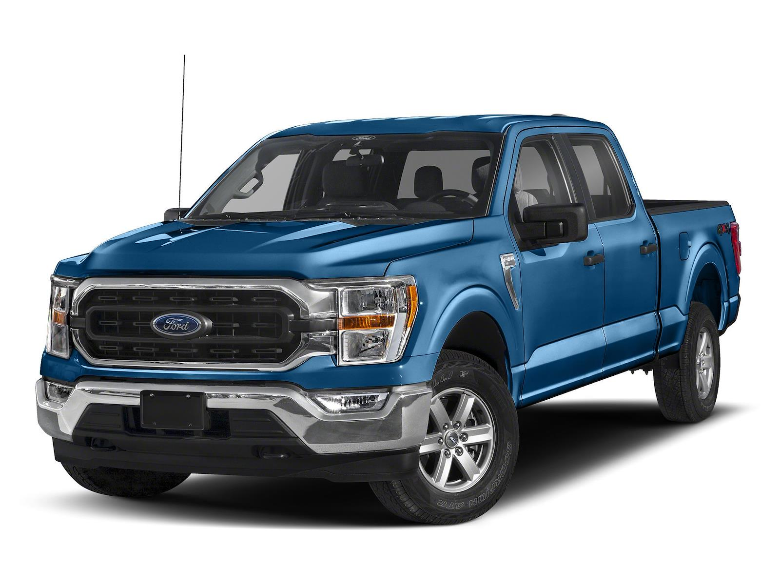 2021 Ford F-150 SuperCrew Cab 4x4, Pickup #MKD15333 - photo 1