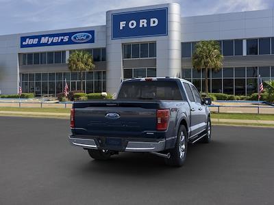 2021 Ford F-150 SuperCrew Cab 4x4, Pickup #MKD15333 - photo 8