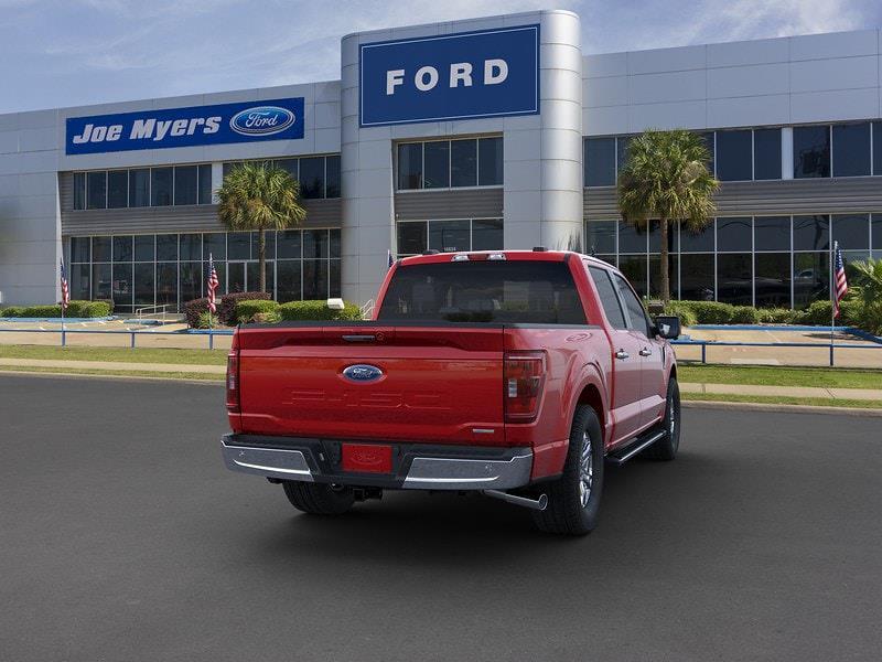 2021 Ford F-150 SuperCrew Cab 4x2, Pickup #MKD21527 - photo 8