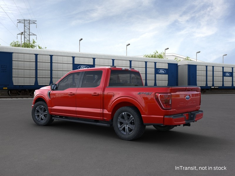 2021 Ford F-150 SuperCrew Cab 4x4, Pickup #MKD21529 - photo 2