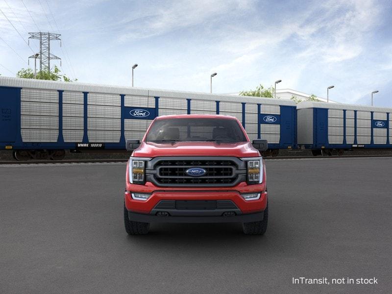 2021 Ford F-150 SuperCrew Cab 4x4, Pickup #MKD21529 - photo 6