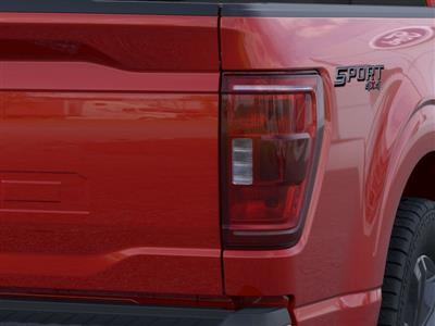 2021 Ford F-150 SuperCrew Cab 4x4, Pickup #MKD21529 - photo 21