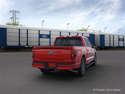 2021 Ford F-150 SuperCrew Cab 4x4, Pickup #MKD21529 - photo 8
