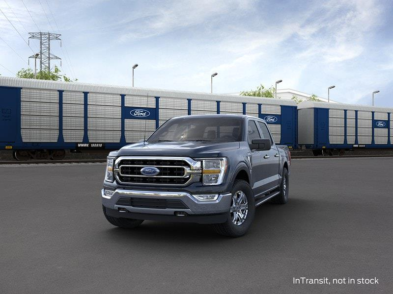 2021 Ford F-150 SuperCrew Cab 4x4, Pickup #MKD21530 - photo 3
