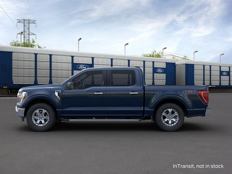 2021 Ford F-150 SuperCrew Cab 4x4, Pickup #MKD21530 - photo 4