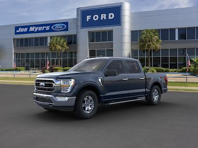 2021 Ford F-150 SuperCrew Cab 4x4, Pickup #MKD21530 - photo 1