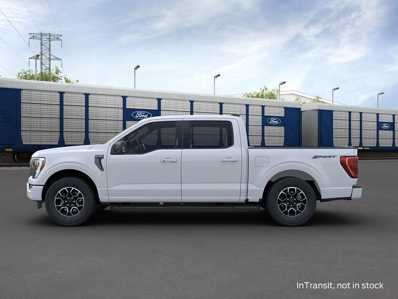 2021 Ford F-150 SuperCrew Cab 4x2, Pickup #MKD25847 - photo 3