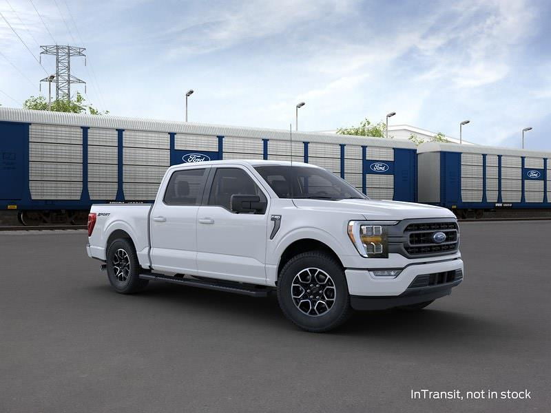 2021 Ford F-150 SuperCrew Cab 4x2, Pickup #MKD25847 - photo 7