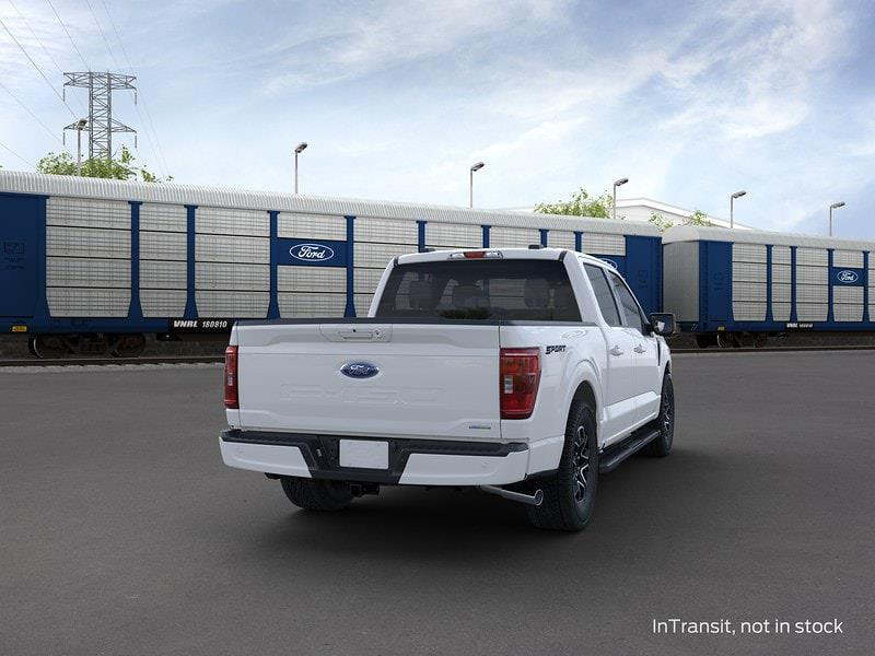 2021 Ford F-150 SuperCrew Cab 4x2, Pickup #MKD25847 - photo 8