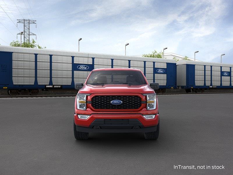2021 Ford F-150 SuperCrew Cab 4x4, Pickup #MKD40742 - photo 6