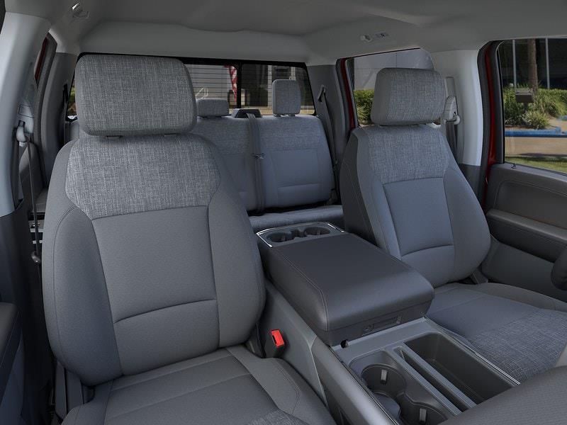 2021 Ford F-150 SuperCrew Cab 4x4, Pickup #MKD40743 - photo 15