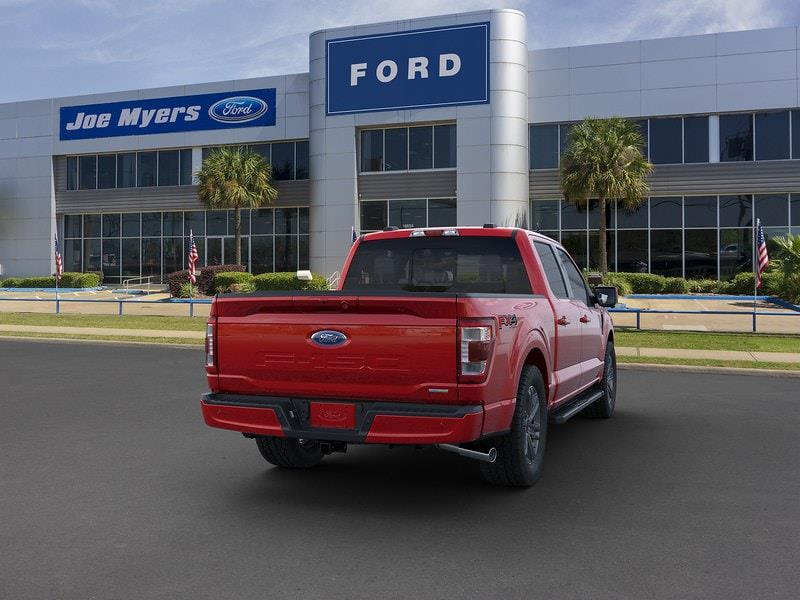 2021 Ford F-150 SuperCrew Cab 4x4, Pickup #MKD55091 - photo 8