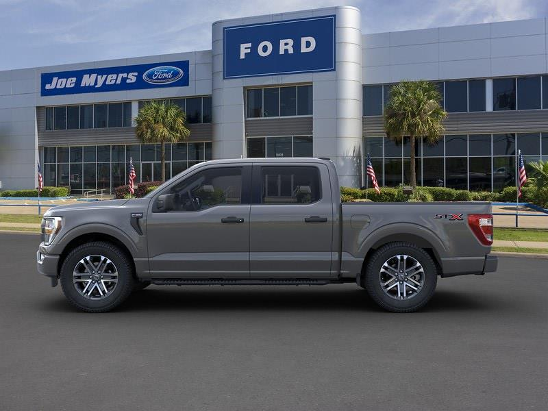2021 Ford F-150 SuperCrew Cab 4x2, Pickup #MKD65098 - photo 4