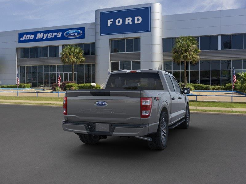 2021 Ford F-150 SuperCrew Cab 4x2, Pickup #MKD65098 - photo 8